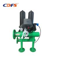 Buy Drip Chamber Backwash Water Filter , Municipal Water Reuse Plastic Disc Filter at wholesale prices