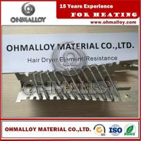 Quality FeCrAl Alloy OHMALLOY Mica Electric Hair Dryer Heating Element Resistance for sale