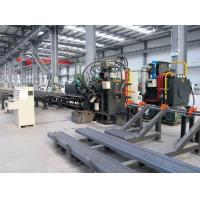 CNC angle punching line TJX1412-S for round holes and oval holes