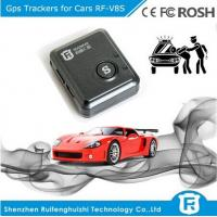 China Wireless engine immobilizer gps car tracker small sos button rf-v8s on sale