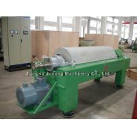 Quality 3 - Phase Horizontal Decanter Centrifuge For Palm Oil Processing for sale