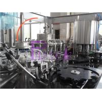 Quality 3 In 1 Monoblock Hot Filling Machine Mango Juice Washing Filling Capping Machine for sale