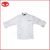 Quality chef protective clothing jacket executive chef coats for Workwear for sale
