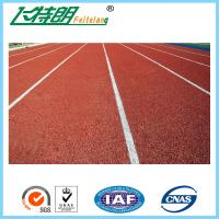 Quality All Weather Sport Athletic Track Surfaces Indoor Running Track Flooring Sandwich System for sale