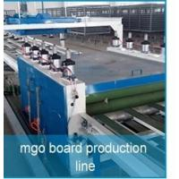 Quality CE Board Making Machine Glass Fiber Cement And Mgo Powder Materials Board Production for sale