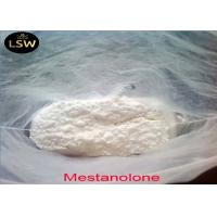 China Mestanolone Anabolic Legal Steroids CAS 521-11-9 Muscle Building Supplements on sale