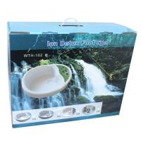 China Portable Ionic Detox Foot Spa Tub Machine CE For Skin Smooth , 100V - 240V on sale