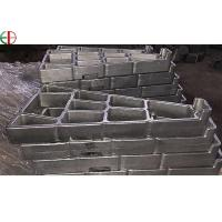 Quality Baskets Heat Treatment Fixtures 2.4879 Heat - Resistant Steel Tray for sale