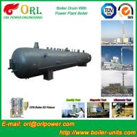 Oil industry heating boiler mud drum ASTM