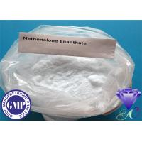 Quality CAS 303-42-4 Raw Steroid Powders Anabolic steroid Methenolone Enanthate for sale