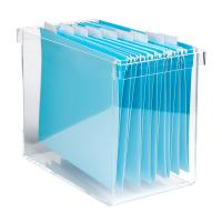 China acrylic desktop file organizer on sale