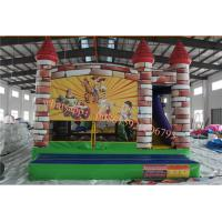 China bounce bed moon bounce for sale bounce house commercial inflatable bounce round inflatable bounce bed on sale