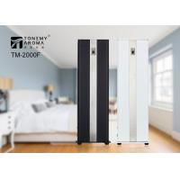 Quality LCD Panel Straight Blowing Air Scent Diffuser Cool Mist Technology Stand - Alone For Hotel Lobby for sale