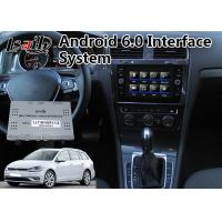 Quality Android GPS Navigation Box for 2017-2019 Volkswagen Golf Tsi Variant for sale