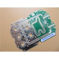 Quality High Frequency PCB RO4003C 32 mil HASL Green Solder Mask and 0.9mm thick for sale