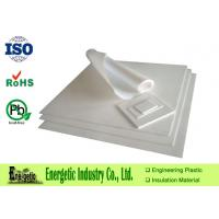 Quality Engineering Nature PTFE Plastic Sheet , 1500 x 1500mm PTFE Skived sheet for sale