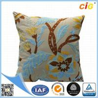 Quality Customized Printing Decorative Throw Pillows Covers For Home / Outdoor / Car Seat / Couch for sale