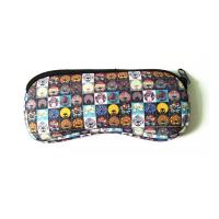Quality Sunglasses Soft Case Neoprene Eyeglass Pouch.SBR Material. Size is 19cm*8.7cm. for sale