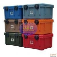 Quality Accuracy LLDPE Plastic Rotational Molded Cooler Box Good Insulation Food Grade for sale