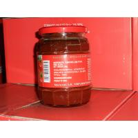 Quality glass jar tomato paste 700g*12 for sale