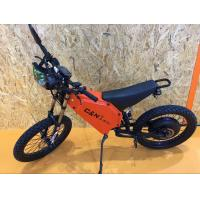 Buy cheap 72V 8000W Hot Sale Enduro Ebike Mountain Ebike with Fast Speed 12km/h from wholesalers