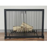 Buy cheap Multi Size Chain Link Curtain 304 Stainless Steel Fireplace Mesh Curtain from wholesalers