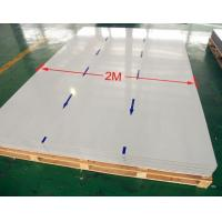 Quality 2 meter aluminum composite panels with precision coating 3mm—6mm Thickness for sale