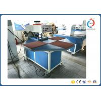 Buy cheap Pneumatic System Automatic Heat Press Machine with Four Working Bench from wholesalers