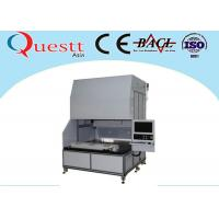 Buy cheap RF CO2 CNC Laser Marking Machine With Air Cooling System , 1064nm Laser  Wavelength product