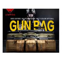 China Outdoor Military Hunting Bag Tactical Gun bags Long Multiple Rifle Case Backpack on sale