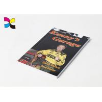 Quality 350g Coated One Side Aper Cover Paperback Softcover Book Printing CMYK Color for sale