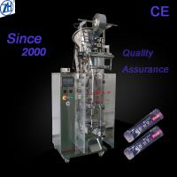 Quality Automatic Tomato Paste Sachet Packing Machine for sale