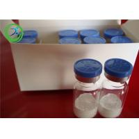 Buy cheap White Powder Decreased body fat Peptide Human Growth Hormone Ipamorelin product
