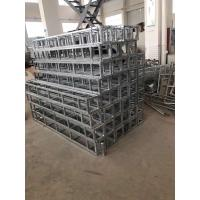 China Deluxe Sliver Steel Stage Truss , Easy Installed Wedding Stage Lighting Truss on sale