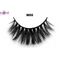 Quality Deluxe Soft Horse Hair False Eyelashes Natural Horse Fur Fake Lashes for sale