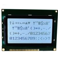 Quality STN Dot Matrix Graphic LCD Module 93*70mm AIP31020 Controller Type for sale