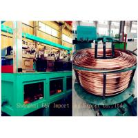 Quality Large 8 pass copper alloy cold rolling machine 16mm - 8mm 200kw for sale