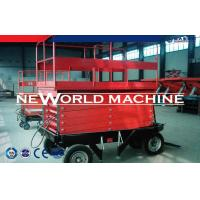 Quality 2m - 12m Hydraulic Scissor Lift Vertical Hydraulic Lift Tables for sale
