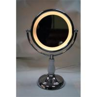 China Double-sided Lighted Cosmetic Mirror/Makeup Mirror on sale