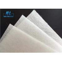Quality Huili Fiberglass Chopped Strand Mat Soft With Good Wet Strength Retention for sale