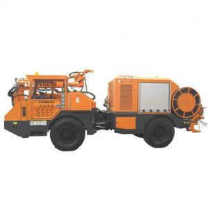 Quality Hydraulic Control Underground Shotcrete Manipulator for sale