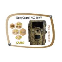 Buy 1080P HD Hunting Camera / Digital Wildlife Camera Infrared Trail Cam at wholesale prices
