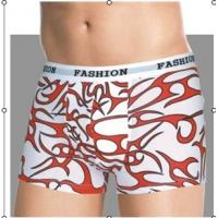 Buy cheap New style Polyester Printing Enhancement OEM Breathable Personalised Underwear For Men product
