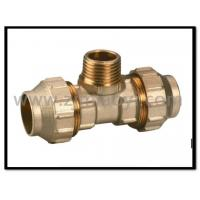 Quality Brass compression fittings for pe pipes for sale
