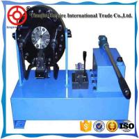 Quality hydraulic hose crimping machine CE certification high pressure hot sale for sale