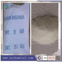 Buy cheap China Made Water Treatment Chemical Sodium Bisulfate/Sodium Bisulphate for pH Decreaser from wholesalers