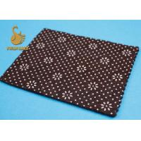 China Professional Nonwoven Anti Slip Felt Fabric 100% Polyester Non Toxic on sale
