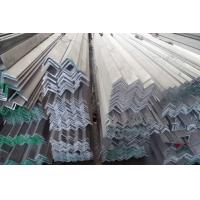 Quality AISI ASTM 304 Hot Rolled Stainless Steel Angle Bars For Vehicles , Construction for sale
