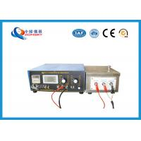 Buy Surface Resistivity Testing Equipment / Insulation Material Volume Resistivity Meter at wholesale prices