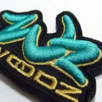 Quality custom 3d embroidery patch for sale
